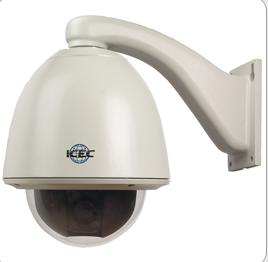Outdoor High speed dome camera/ PTZ Dome camera