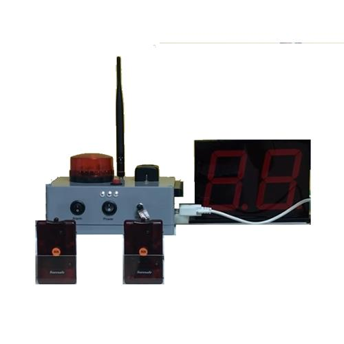 Fall Down Detector Alarm System
