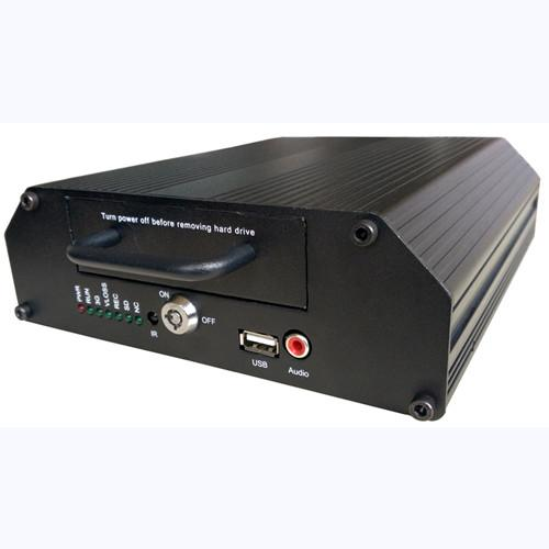 HDD Mobile DVR Video Surveillance Recording System/720P HD CAR DVR/ In-Vehicle DVR