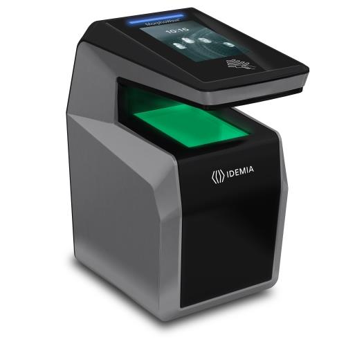 MorphoWave Compact (Contactless 4 Fingerprint Access Control)
