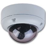 SICA-210VH    Mega-pixel H.264 Vandal Proof Vari-focal IR IP Camera
