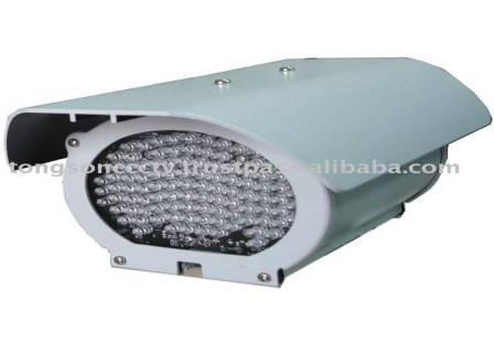 TIR-60 Outdoor Anti-Vandal/ Weatherproof Long Range IR Illuminator