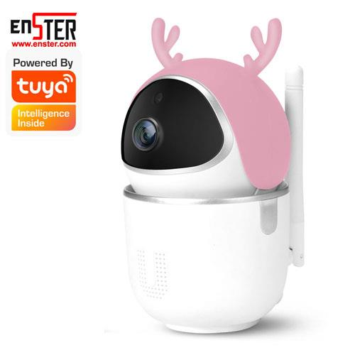 Tuya Smartlife Mini Wifi IP Camera Intelligent Auto Tracking Wireless Home Security Surveillance