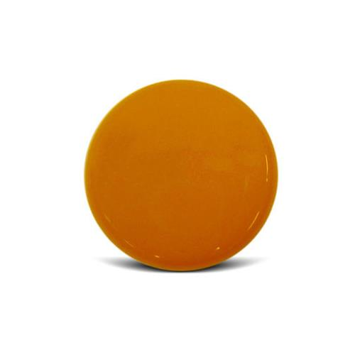 RFID Epoxy Coin Tag, OD18mm/T2 to 3mm, Orange, MIFARE Ultralight®