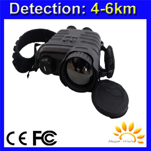 Binocular / monocular handheld battery operate Thermal imaging Camera