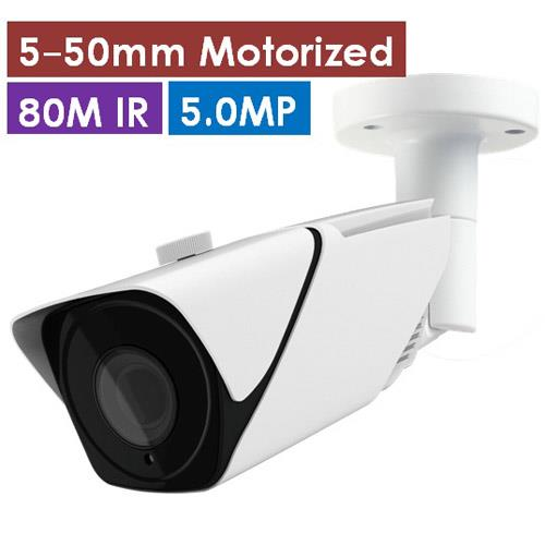 H.265 5MP 10X MOTORIZED IP CAMERA