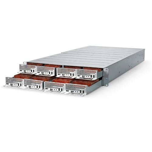 ADLINK MCS-2080 Media Cloud Server with Modular Compute and Switch Nodes