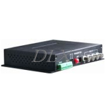 4ch Digital Video Optical Transmitter And Receiver