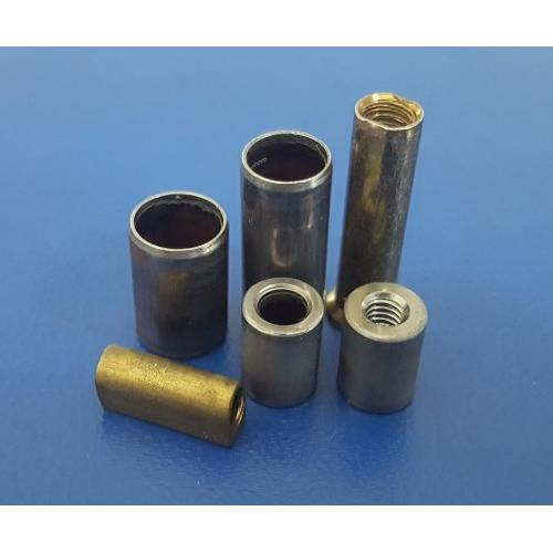 Manufacture of precision cold forged and turned parts