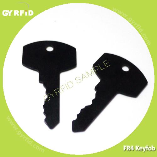 Door lock Keys with RFID and NFC functions.