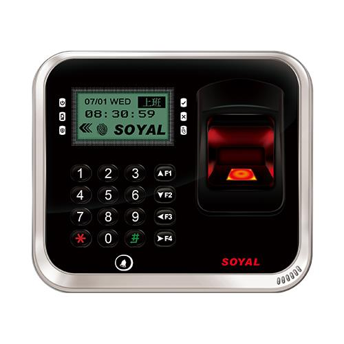 【SOYAL】LCD Fingerprint Access Controller [AR-837 (EF)]