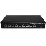 9 Channel Video & Power Server  VBP24DC-09