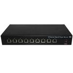 9 Channel Video & Power Server  VBP24DC-09