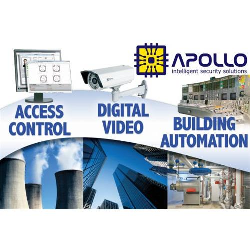 Apollo Security's Access Control and Alarm Monitoring System (APACS)