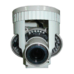 TC-DR850 & 860 Weatherproof IR Dome Camera