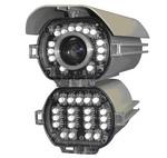 520TVL 940nm IR Long Range Weatherproof Camera