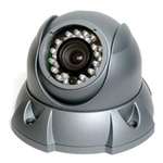 AVIRD-TD40VAHQED Dual Power True Day & Night Dome IR Camera