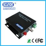 1 Channel Video digital Fiber Converter