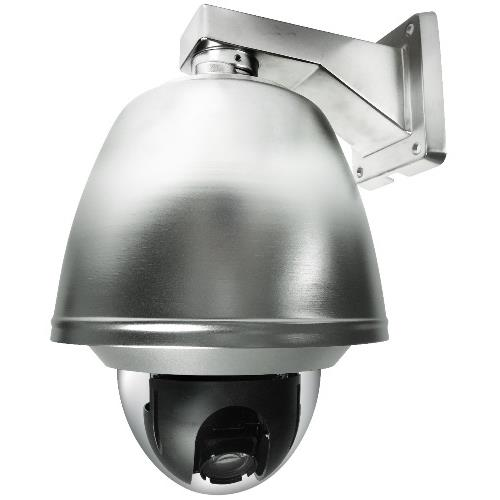 HUNT CORROSION RESISTANT SPEED DOME IP CAMERA HLZ-S9KDH