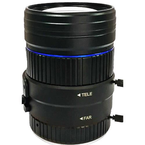 12 Megapixel cctv lens 11-40mm 1 inch ITS lens vafical lens