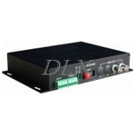 2Chs Digital Video / Audio/Data Fiber Optic Transmitter And Receiver