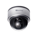 EDN800~520TVL, True Day/Night, Network Vandal Dome Camera