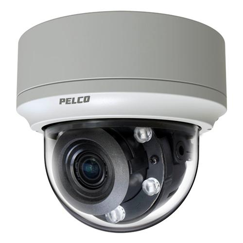 Pelco Next Generation Sarix™ IME+ Indoor and Environmental/Vandal Mini Domes