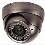 DH-D216 Vandalproof IR Dome Camera ¢5X36 PCS IR LED working distance:30M