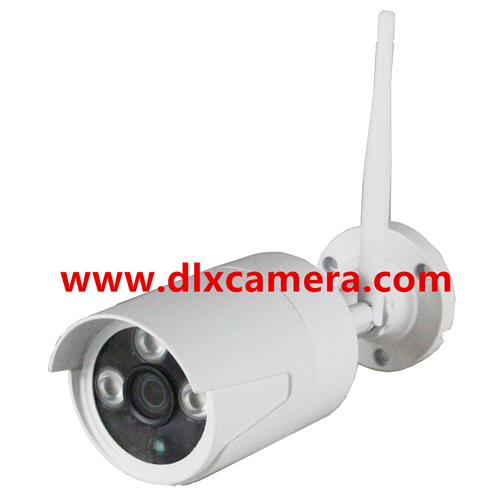 960p 1.3Mp outdoor water-proof  WIFI IP 3pieces Arrays IR40M Bullet camera