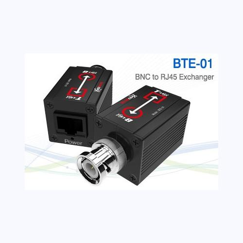Coax to UTP(Cat.5/6) Port Converter / BTE-02