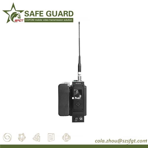 cofdm broadcast wireless digital video transmitter