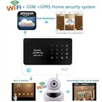 WIFI  alarm system with APP controlled