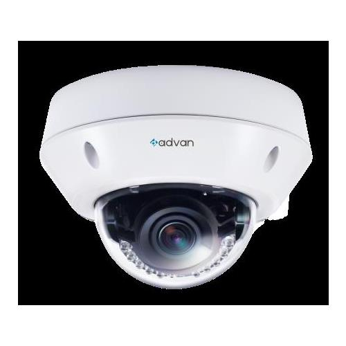 VD1 AI edge camera (8MP H.265 Low Lux WDR Vandal Proof IP Cam Dome with Facial recognition)