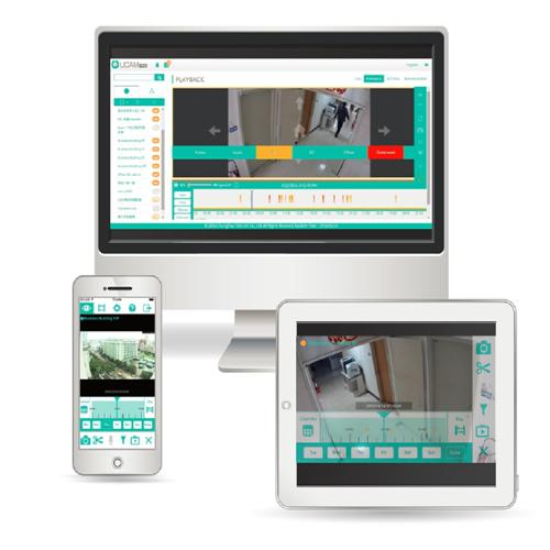 UCAMpro Video Management System