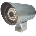 [CT-206IRC-1] Color DSP CCD High Power IR Camera