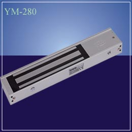 YM-280(LED)  Single Door Magnetic Lock With LED (600Lbs)