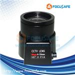 2 Mega Pixel CCTV Lens 4-10mm with auto iris and C Mount Lens