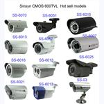 CMOS 600TVL Infrared Security Camera