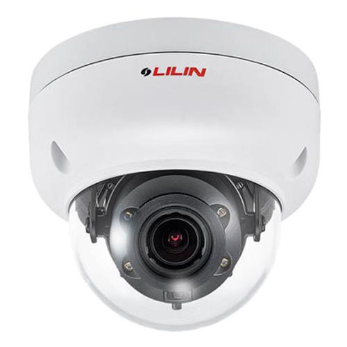 LILIN Day & Night 4MP HD AF Vandal Resistant Dome IR IP Camera ZMR6442AX-P