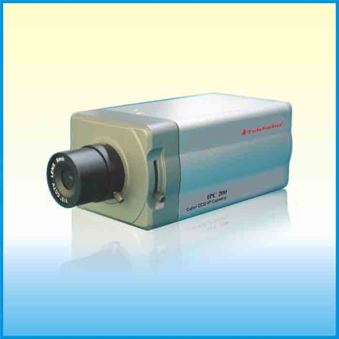 Color CCD IP Camera