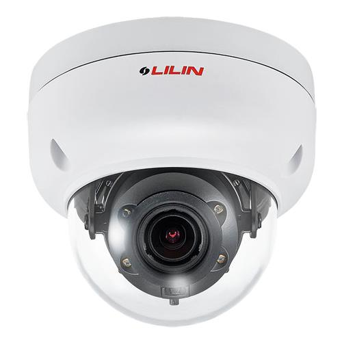 LILIN Day & Night 2MP HD AF Vandal Resistant Dome IR IP Camera ZMR6422AX-P