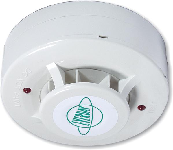 EA-323 Series ROR/Fixed temperature heat detectors