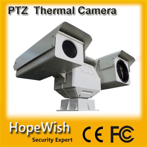 vehicle mount PTZ night vision thermal camera