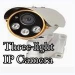 1.0/1.3/2.0MP HD IR WATERPROOF BULLET IP CAMERA  IR RANGE 50M