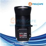 2 Megapixel IP Camera Lens 6-60mm with Auto Iris