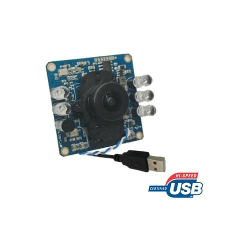 2MP USB camera with IR LED
