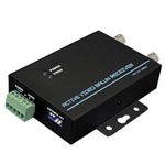 Single Channel Active Video Balun Receiver   VAB100R