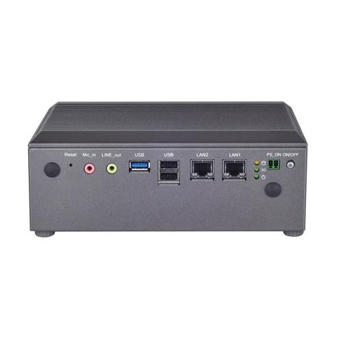 LEC-7331: Fanless Surveillance Platform Powered by the Intel® Bay Trail CPU