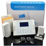 PG80 - GSM/PSTN Security Alarm System