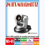 ANC-808PMD 2M 10X Optical PTZ IP Camera, WDR-Pro